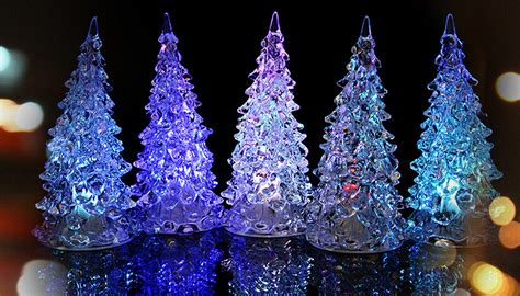 small led christmas tree modern tree led lights adorable home