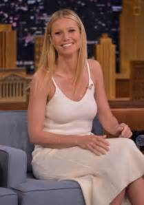 gwyneth paltrow gwyneth paltrow at tonight show with jimmy fallon in new