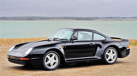 Plans For Garages by Is This Low Mile Porsche 959 About To Set A Record Price