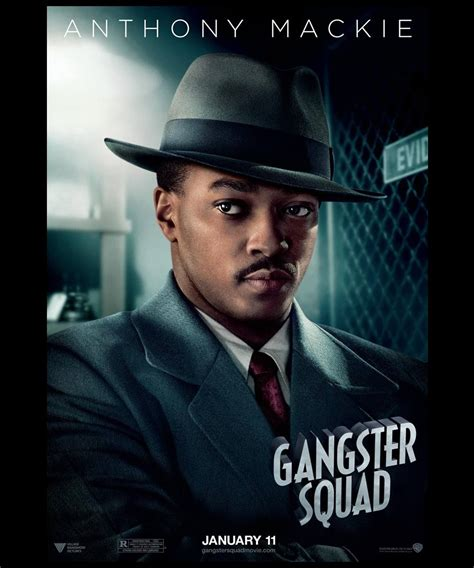 film gangster hd video song anthony mackie in gangster squad movie hd wallpapers