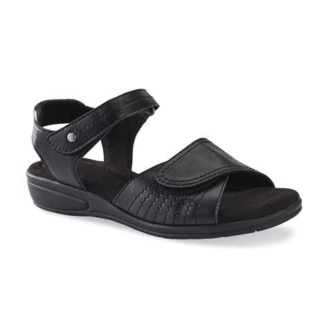 i love comfort sandals i love comfort women s maude black open toe sandal shop