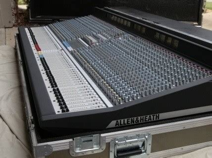 Mixer Allen Heath Ml 5000 allen heath ml4000 32 image 206757 audiofanzine
