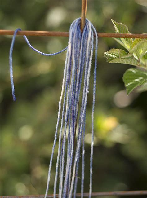 Ombre String - scissor variations diy ombre string 3 ways