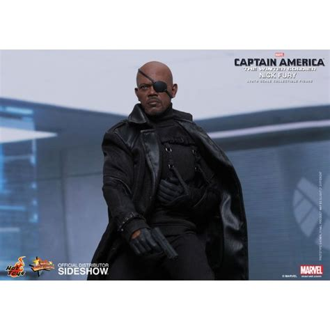 Toys Nick Fury The Winter Soldier Misb toys nick fury director of s h i e l d figure marvel figure