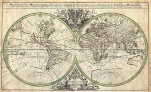 Ancient World Maps by Ancient World Maps World Map 17th Century