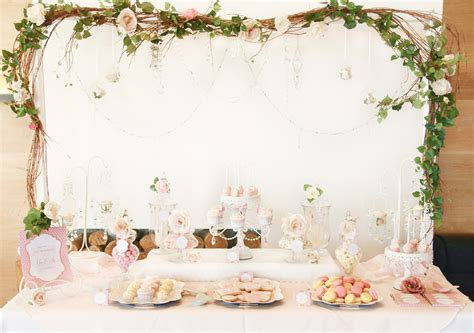 The Garden Table by Fresh Dessert Table Inspiration Southbound