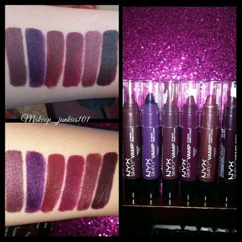 Lipstick Nyx Simply V 26 best images about makeup swatches on nyx