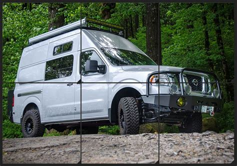 nissan cargo van 4x4 92 best nissan nv images on pinterest van life van