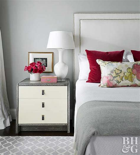 decorate small bedroom how to decorate a small bedroom better homes gardens