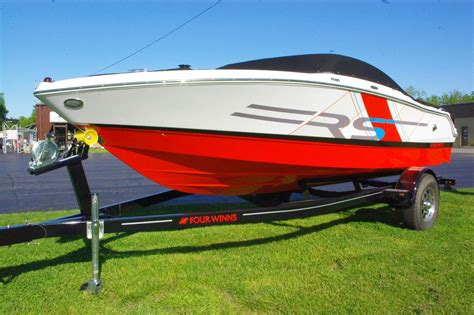 four winns boats four winns h180 rs boats for sale boats