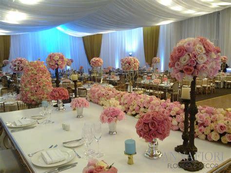 mesas de decoracion decoraci 243 n de bodas annafiori