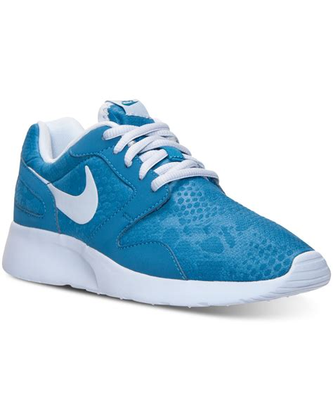 nike kaishi sneakers nike s kaishi print casual sneakers from finish line