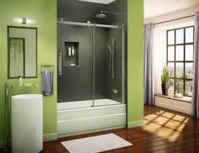 Shower Doors For Baths waimea frameless sliding shower doors contemporary bathroom