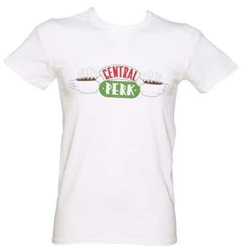 Friends T Shirts S White Central Perk Friends T Shirt