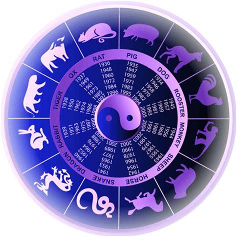 Calendario Y Horoscopo Hor 243 Scopo Chino Los Doce Signos Zodiaco