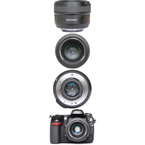 Yongnuo 50mm F 1 8 Lens For Nikon yongnuo yn 50mm f 1 8 lens for nikon f