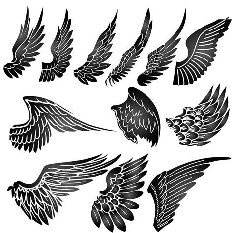 spread wings tattoo designs gallery for gt supernatural with wings