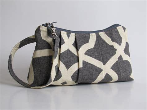 Emory Wrist Clutch items similar to wristlet clutch zipper pouch bridesmaid