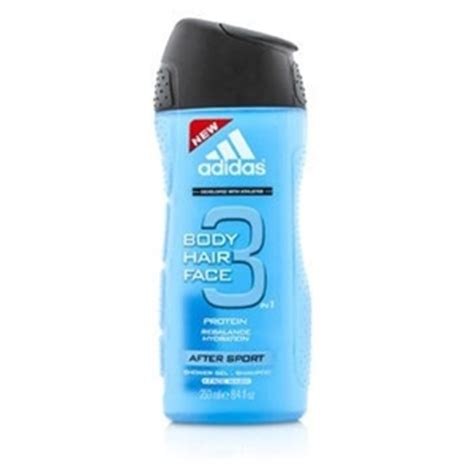 Adidas After Sport Shower Gel 1 buy adidas after sport 3 in 1 shower gel shoo