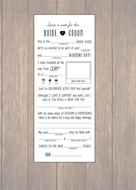 Wedding Advice Cards by 1000 Ideas About Marriage Advice Cards On