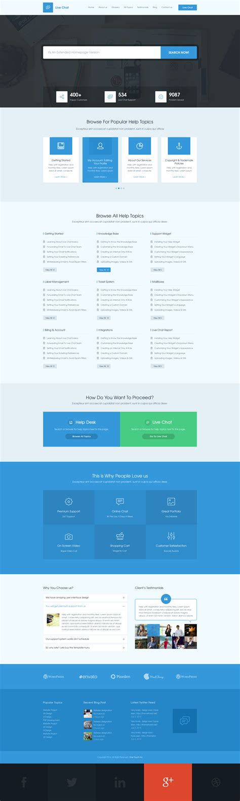 themeforest live chat live chat a help desk psd template by themexy themeforest