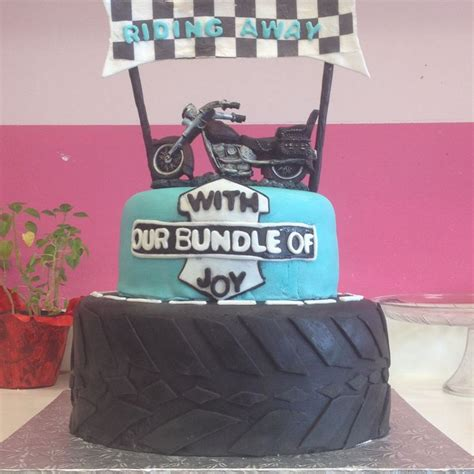 Baby Shower Motorcycle Cake by 1000 Images About Baby Shower Ideas On