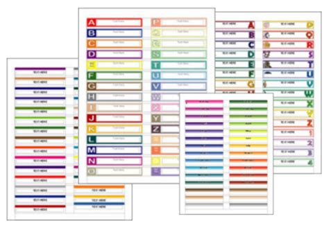 file folder labels on pinterest organizing labels file