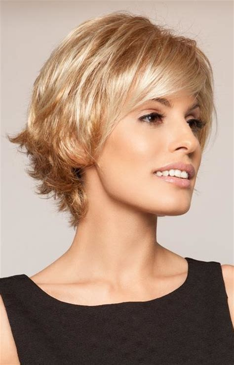 medium feathered bob party hairstyles for short hair 2016 haircuts