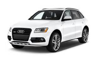 Audi Sq5 Suv 2016 Audi Sq5 Reviews And Rating Motor Trend
