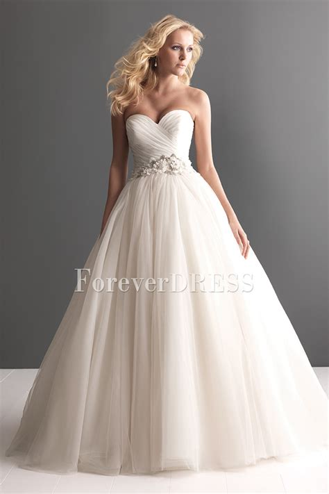 Pretty White pretty white gown prom wedding dresses with sparkly