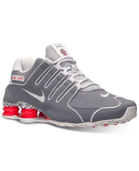 Nike Shock finish line nike shox