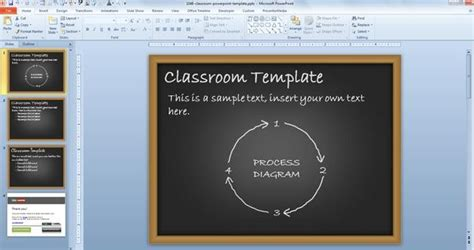 classroom powerpoint templates free classroom powerpoint template free powerpoint