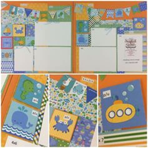 doodlebug craft club doodlebug the sea best source for scrapbook layout