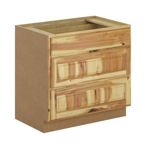 pots and pans drawer cabinet hton bay madison assembled 36x34 5x24 in pots and pans