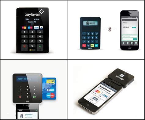 mobile confronto pos mobile confronto tra payleven jusp sumup e wallet e