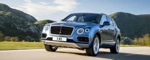 Limited Edition Boot R 011 bentley bentayga w12 review