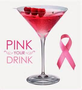 pink drinks breast cancer awareness week pink cocktail recipes