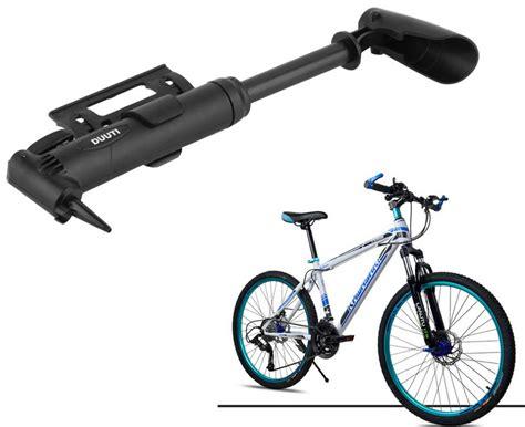 Pompa Angin Ban Sepeda Portable Hitam pompa angin ban sepeda portable black jakartanotebook