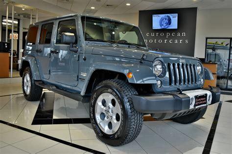 2014 Jeep Wrangler Vin 2014 Jeep Wrangler Unlimited For Sale Near