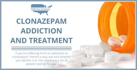 How Do I Detox Of Clonazepam by Clonazepam Addiction And Treatment