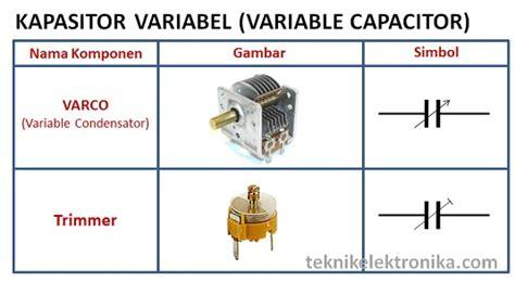 simbol elektrolit kapasitor simbol dan fungsi kapasitor beserta jenis jenis kapasitor