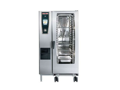 Oven Combi Rational rational scc5s201g 20 tray gas combi oven ctpl