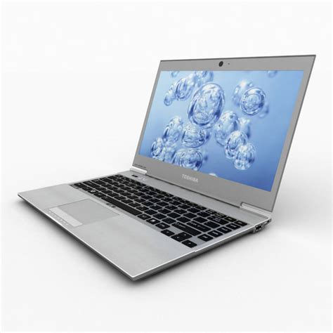 laptop toshiba z830 3d model