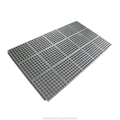 Rubber Mats For Restaurants by Admiral Craft Mat 3534bk Floor Mat Anti Fatigue