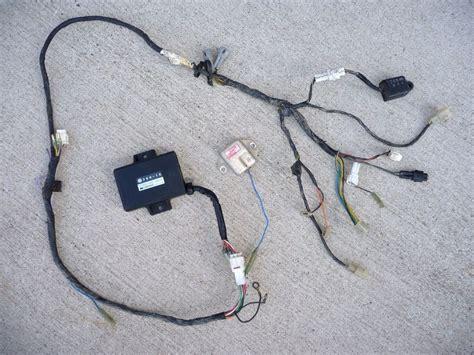 1997 2001 yamaha banshee wiring loom harness 3gg 10 cdi