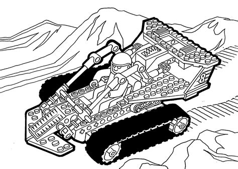 lego space coloring pages lego technic coloring page for girls printable free lego