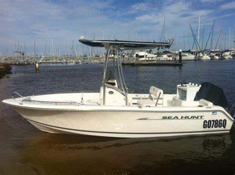 sea hunt boat owners group triton 188 first run pic sea hunt boats owners group