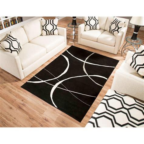 terra woven area rug and black walmart