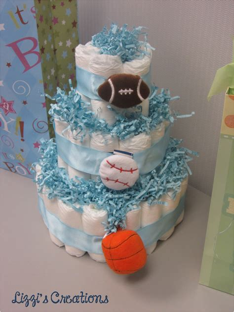 Things To Make For Baby Shower Gift by Lizzi S Creations How To Make A Cake