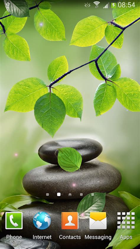 Leaf Live Wallpaper by Leaf Live Wallpaper Android Apps On Play